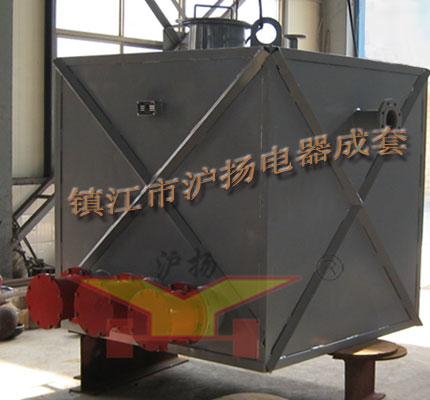 法兰式电加热水箱
